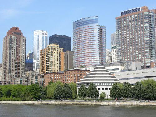 new york manhattan skyscraper