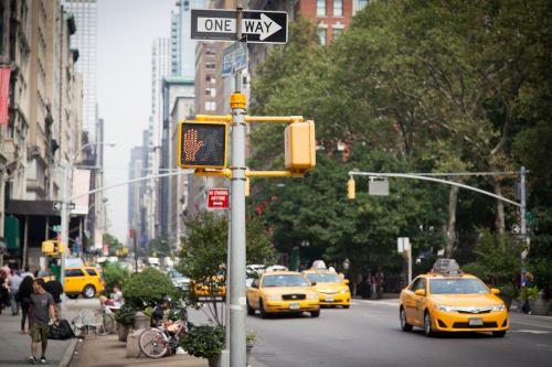 new york yellow cab cab