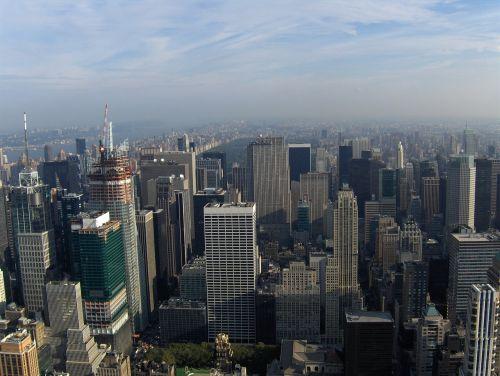 new york outlook skyscraper