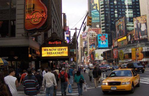 new york manhattan hard rock cafe