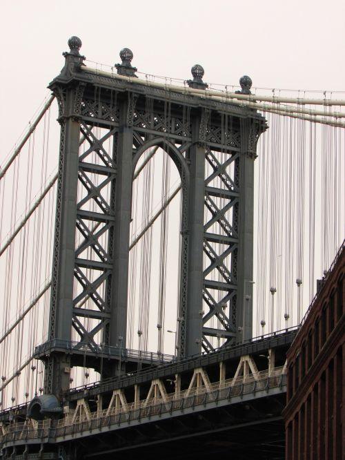 new york bridge city