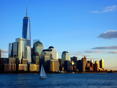new york  sailing  america