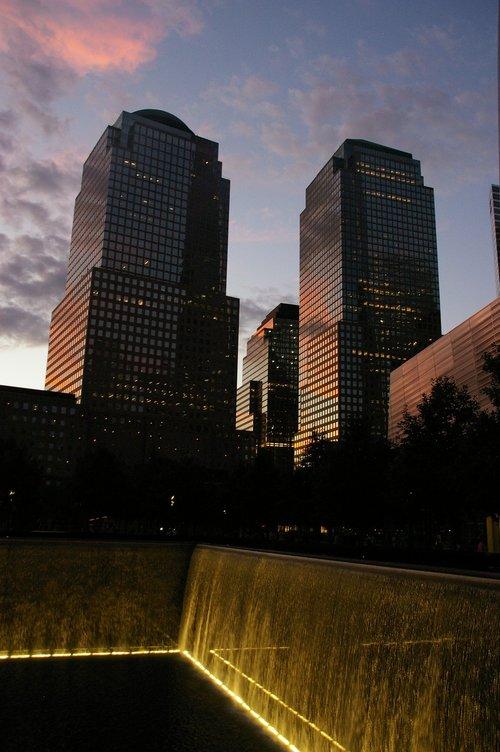 new york  911 memorial  architecture