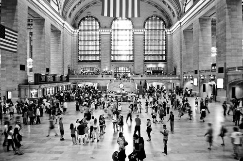 new york  central station  station