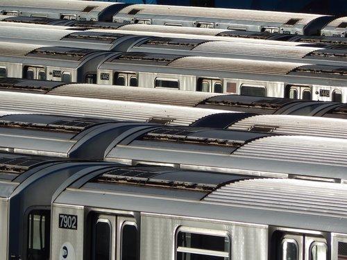 new york  train  depot
