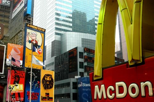 new york mc donalds avenue