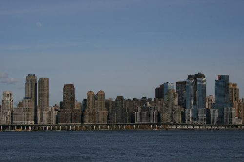 new york skyline skyscrapers