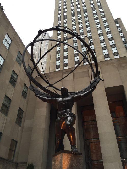 new york atlas world