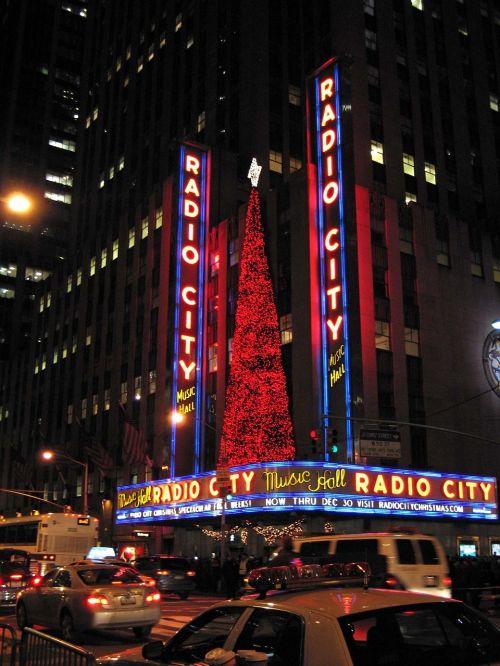 new york night city