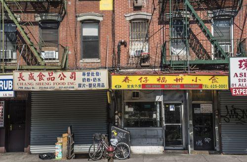 new york chinatown manhattan