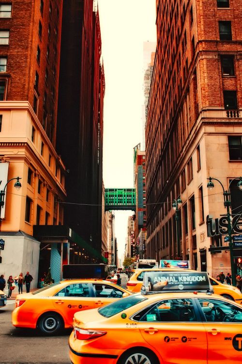 new york city urban tourism