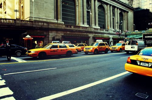 new york city yellow cabs new york