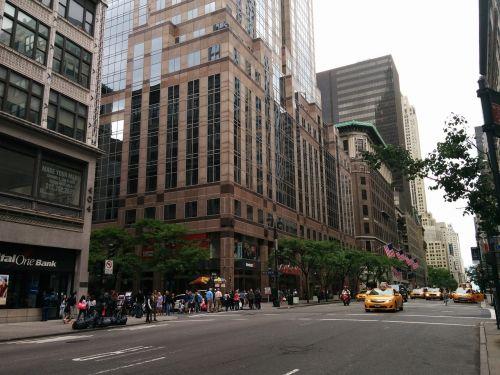 new york city manhattan urban