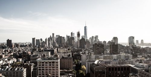 new york city metropolis city