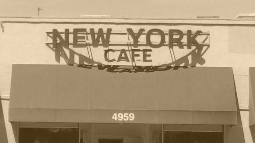 New York City Cafe