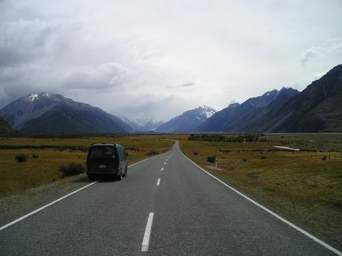 new zealand endless road