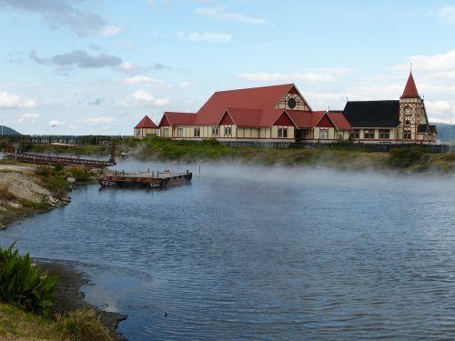 new zealand north island water
