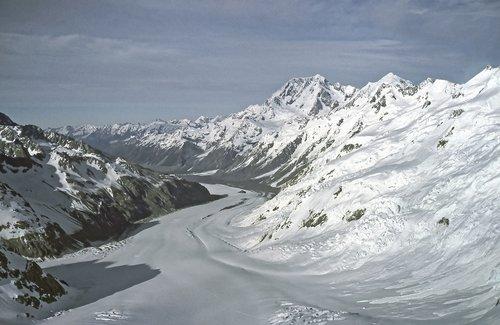 new zealand  franz-josef-glacier  glacier