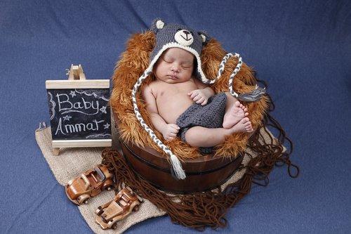 newborn  baby  costume