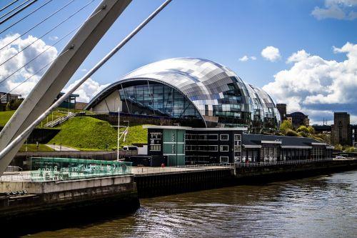 newcastle river structure