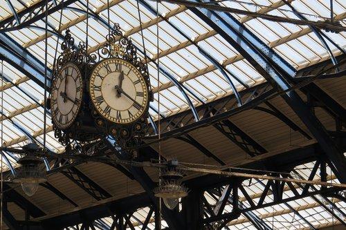 newcastle  clock  architecture