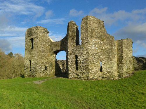 newcastle emlyn castle norman welsh