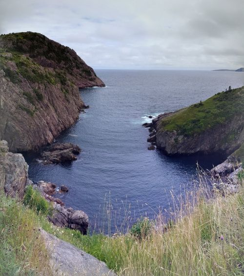newfoundland signal hill ocean