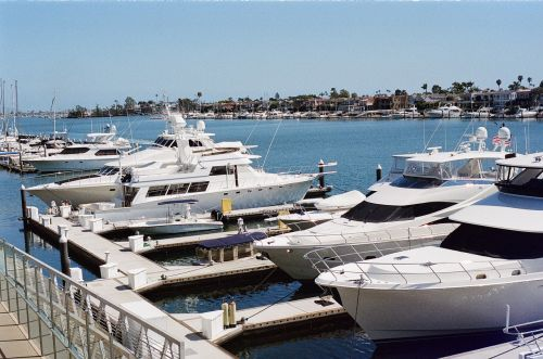 newport yachts boats