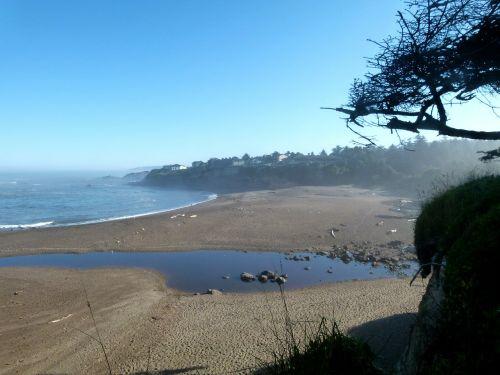 newport coast shoreline