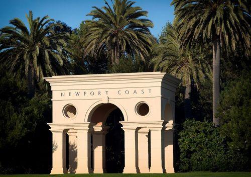 newport beach california memorial