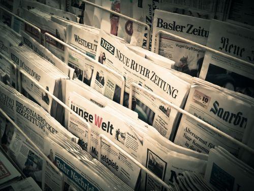 news daily newspaper press