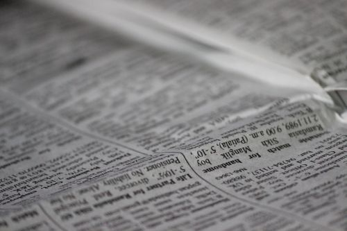 news matrimonial news paper