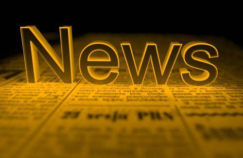 news yellow newspaper
