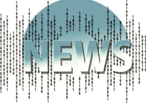 news binary code binary