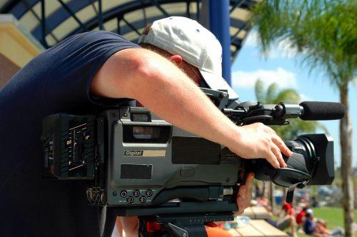 News Cameraman