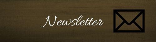 newsletter banner lettering