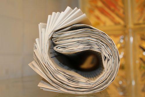 newspaper paper daily newspaper