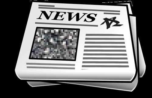 newspaper news journal