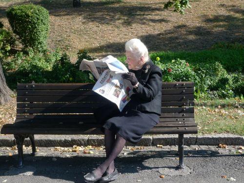 newspaper read inform