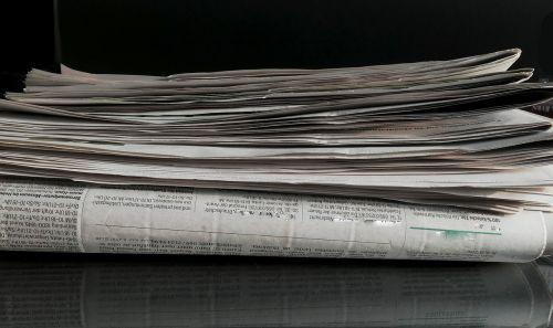 newspaper article journalism