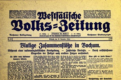 newspaper  historically  antique