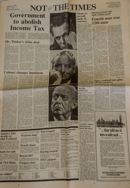 newspaper photos print