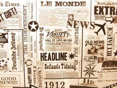 newspaper le monde background