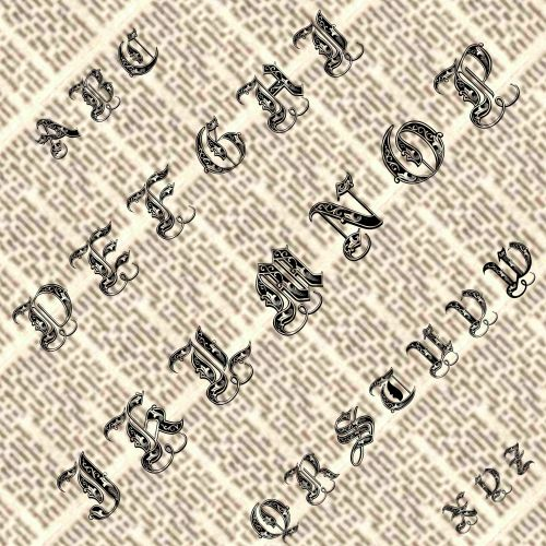 Newspaper With Diagonal Columns