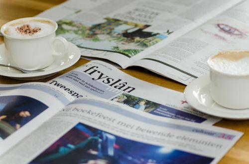 newspapers press news