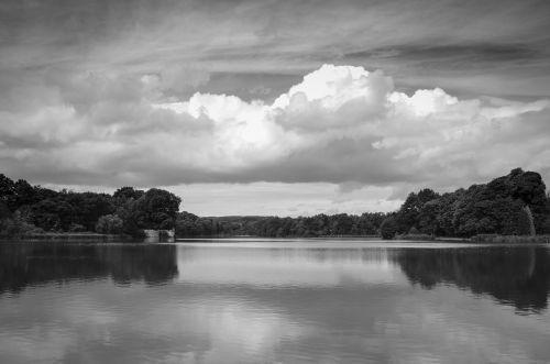 newstead abbey lake abbey