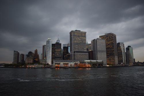 newyork lights architecture
