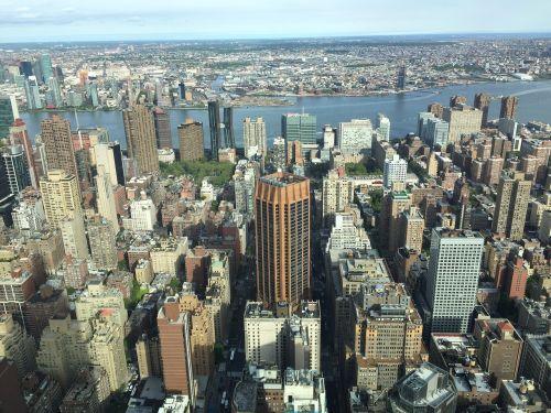newyork manhattan newyork fromabove