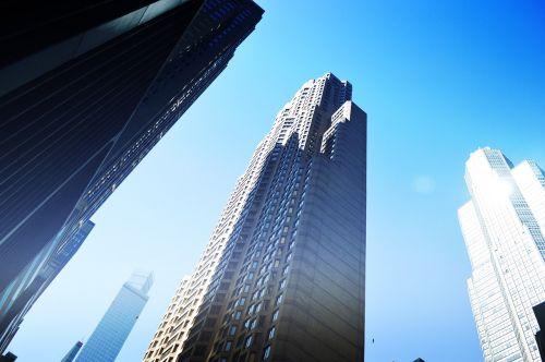 newyork city sky