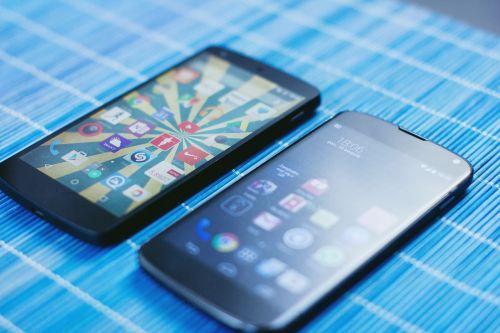 nexus smart phones cell phones